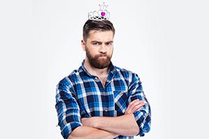 König von Deutschland ohne Fahrerlaubnis