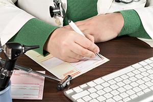 Betriebsarzt Arbeitnehmer krankschreiben