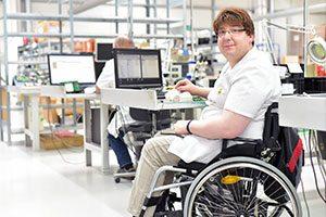 Ausnahmen für schwerbehinderte Mitarbeiter bei Teilzeitarbeit, Mehrarbeit und Nachtarbeit