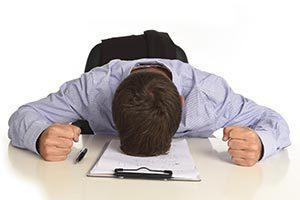 Stress und psychische Belastung am Arbeitsplatz