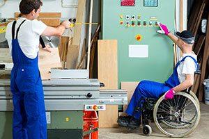 Rechte von schwerbehinderten und gleichgestellten Mitarbeitern