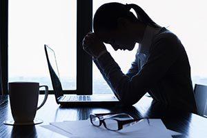 Hilfe im Internet bei Depressionen