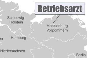 Betriebsarzt Mecklenburg-Vorpommern