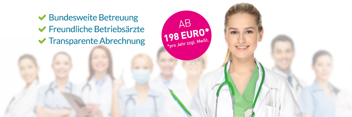 Doktus bundesweite Betreuung ab 198 Euro