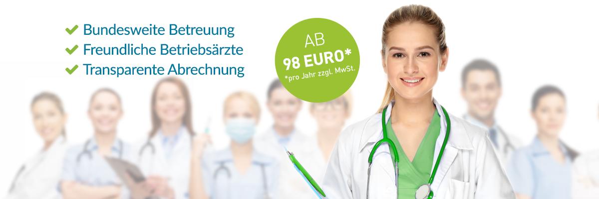 Bundesweite Betreuung ab 98 Euro im Jahr